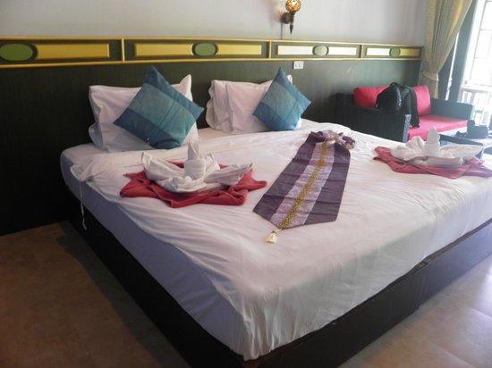 Koh Tao Simple Life Resort: Habitación