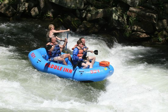 Paddle Inn Rafting Company - Private Adventures: fun fun !