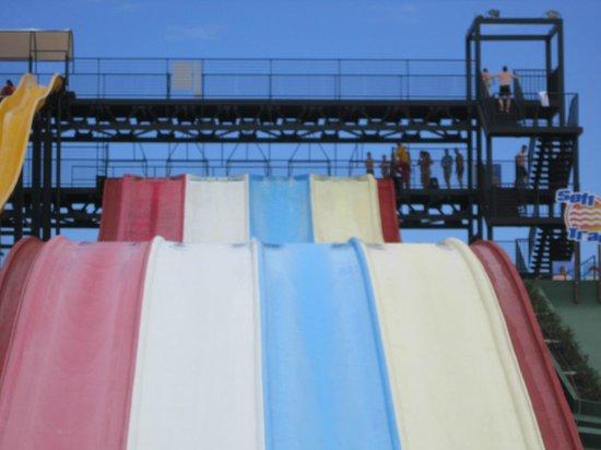 Hidropark: 4th type of slide - all the same slide.
