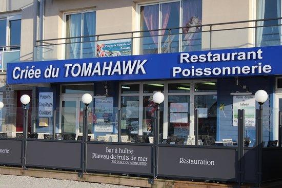 La criee du Tomahawk