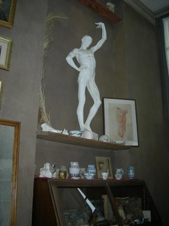 Studio del pittore Pellizza da Volpedo