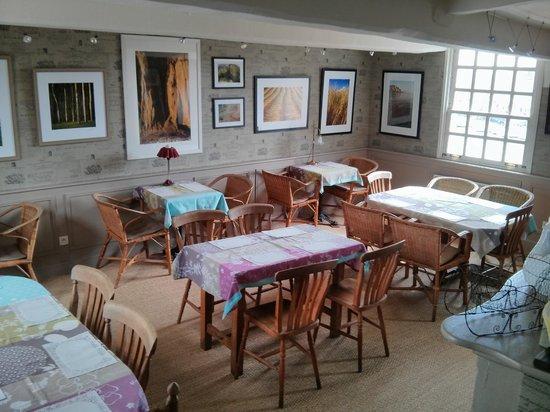La Petite Chine : The first floor tea rooms