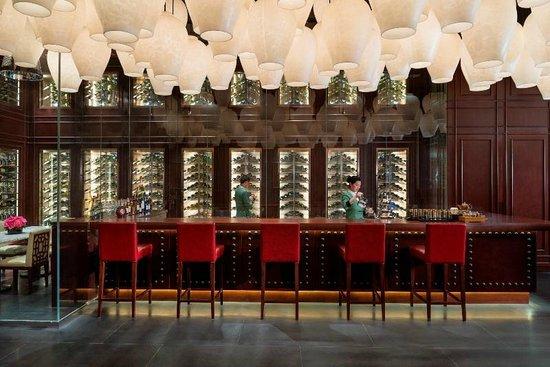 Mandarin Oriental Pudong, Shanghai : Yong Yi Ting Bar