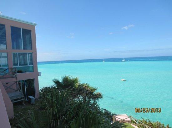 Pompano Beach Club: Ocean Restaurant & view