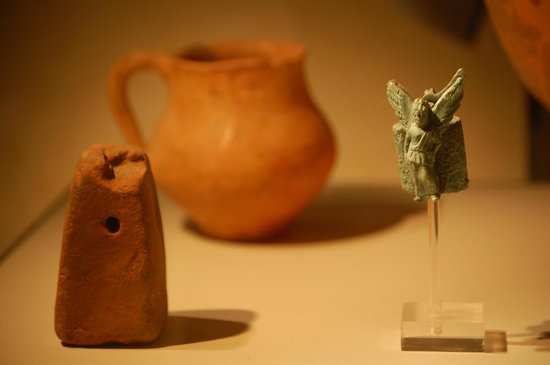 MAEC - Museo dell'Accademia Etrusca : Archaeological finds at Etruscan Museum