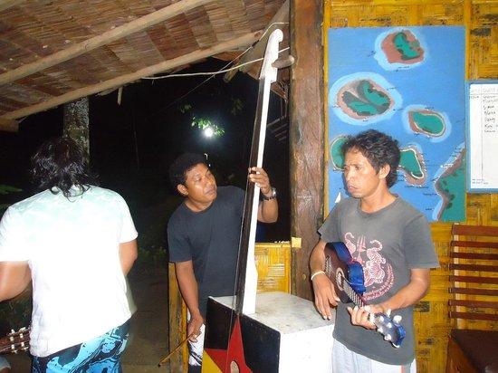 Bunaken Kuskus Resort: The Kuskus Band