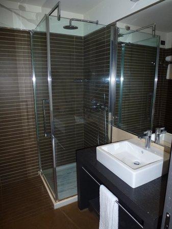 NH Torino Santo Stefano : baño