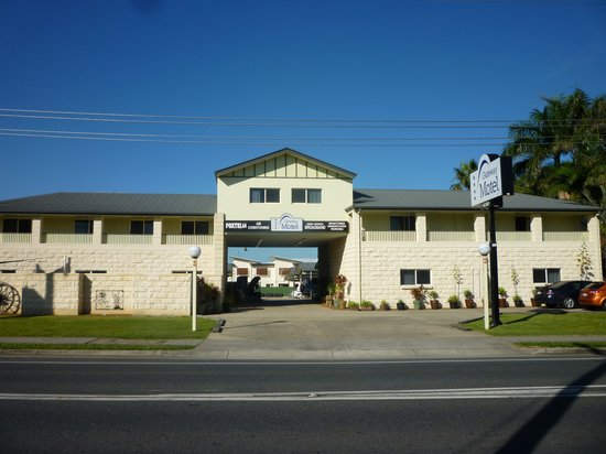 Best Western Caboolture Gateway Motel: motel entrance