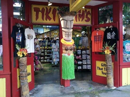 Tiki Jims Old Town: Tiki Jim's Old Town