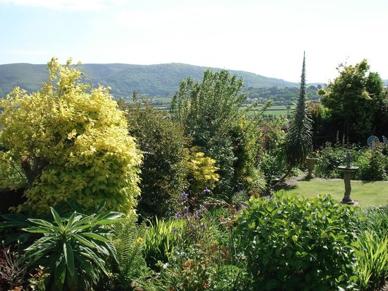Mariners Lodge: View 2 From Garden