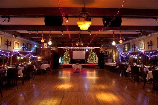 Lawson Room Is Often Used For Private Events And Has A Beautiful