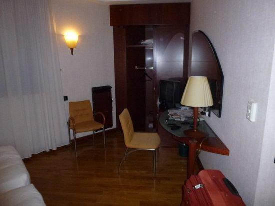 NH Milano Machiavelli: Habitacion