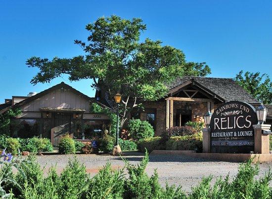 Relics Restaurant, Sedona - Menu, Prices, Restaurant Reviews