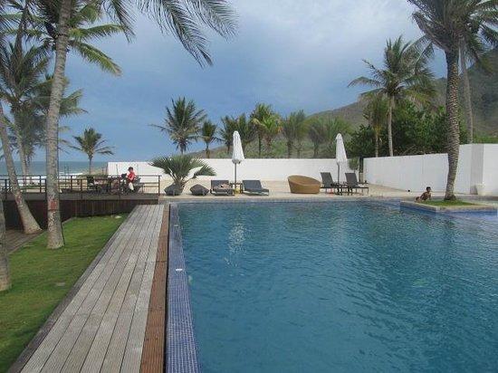 IKIN Margarita Hotel & Spa: piscina