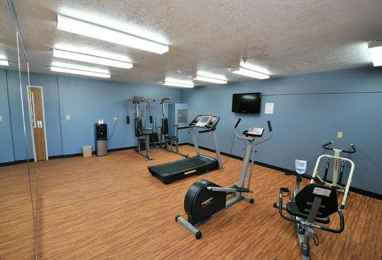 Desert Inn: Fitness