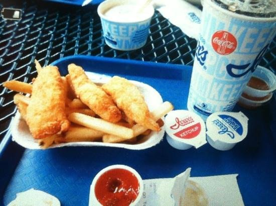 Ivar 39 s seagulls picture of ivar 39 s seafood bar seattle for Best fish and chips in seattle