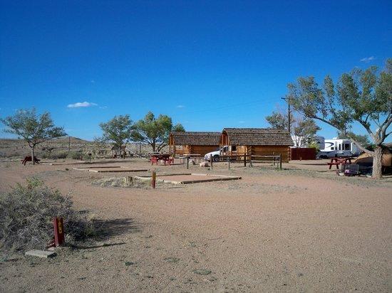 Pueblo KOA: Cabins