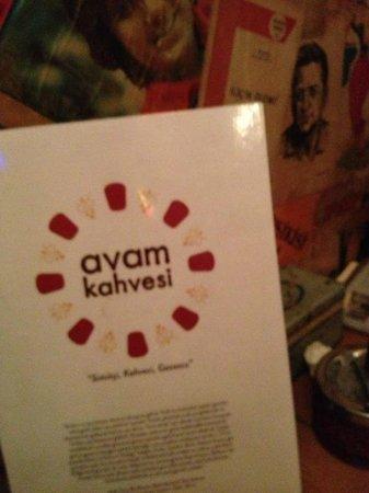 Avam Kahvesi: Our Logo