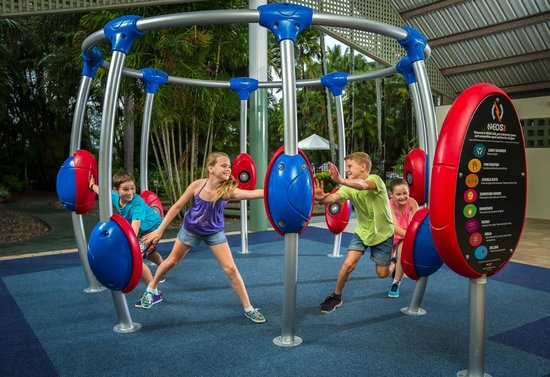 Ingenia Holidays Cairns Coconut : NEOS ADA 360 Interactive Playground