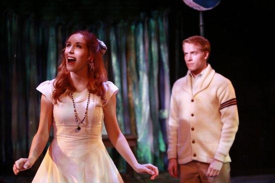 The Fantasticks at Florida Repertory Theatre. March/May 2013.