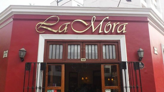 La Mora Pasteleria