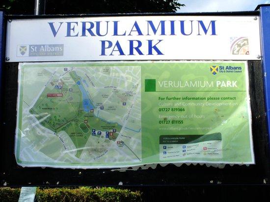 Verulamium Museum Car Park
