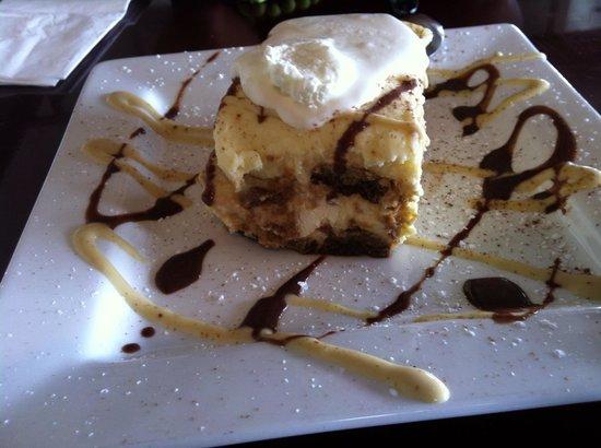 Kauai Pasta Lihue : The worst tiramisu on earth unfortunately! It tasted rotten:(