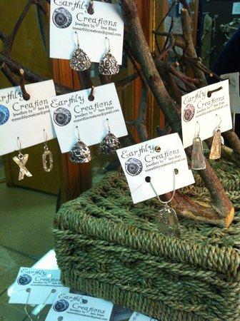 Creative Rift Studio & Gallery : silver jewellery