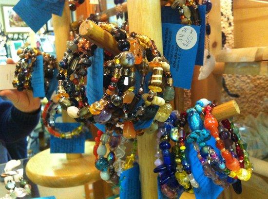 Creative Rift Studio & Gallery : Semi precious stone bracelets