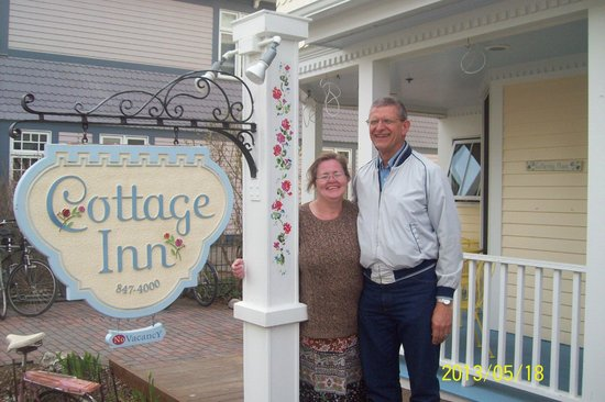 Cottage Inn of Mackinac Island : A Wonderful Stay at Cottage Inn