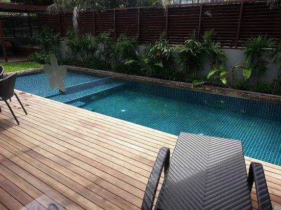 Anantara Vacation Club Mai Khao Phuket: Private pool at the villa