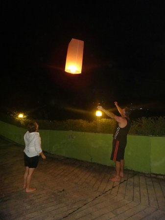 The Park Surin: Paper Lantern experience