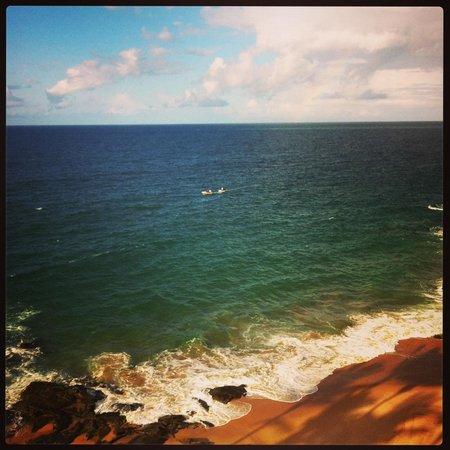 Buracao Beach : Buracão