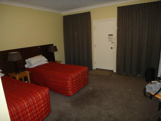 Margaret River Hotel: Twin Room