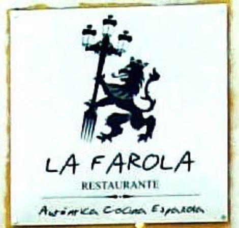 Restaurante La Farola: La Farola
