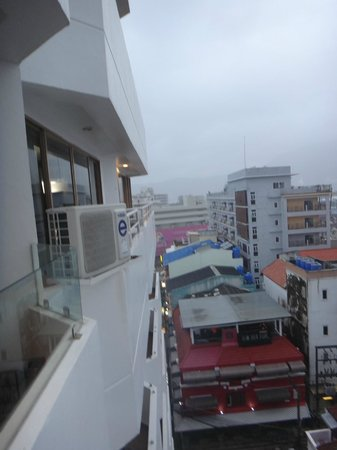 Patong Heritage: View from Balcony