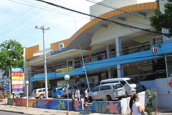 Lancaster Hotel Cebu: Mactan Tropics Center for the Php 150/hr Nuat Thai Massage
