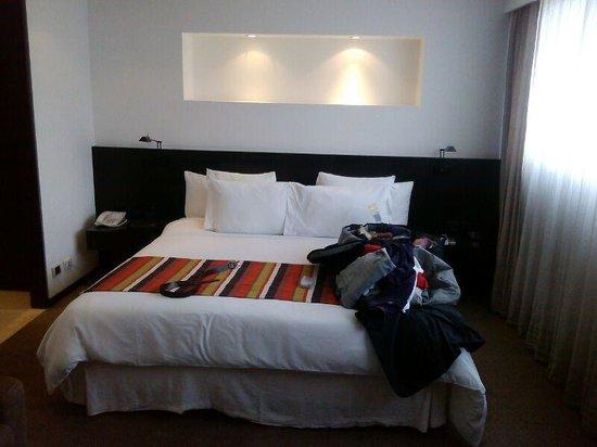 Madisson Inn Hotel & Luxury Suites: Habitacion Sencilla