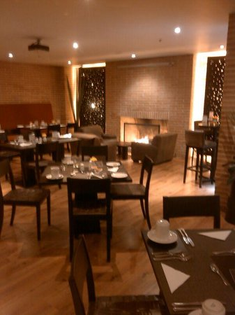 Madisson Inn Hotel & Luxury Suites : Restaurante