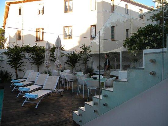 Villa Zest Boutique Hotel: Piscina