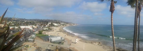 The Inn At Laguna Beach: View From The Terrace
