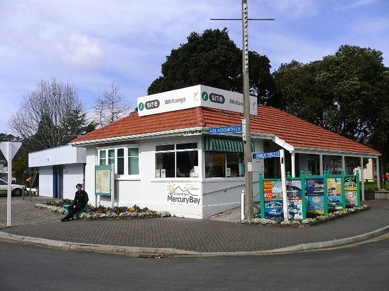 ‪Whitianga i-SITE Visitor Information Centre‬