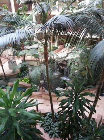 Embassy Suites by Hilton Arcadia Pasadena Area: Nice and relaxing