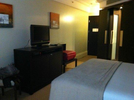 Novotel Florianopolis: Detalhe do quarto