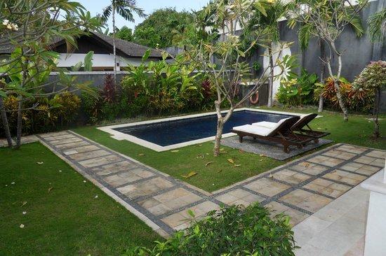 Villa Seminyak Estate & Spa : 2 bed 2 bath Deluxe Pool Villa