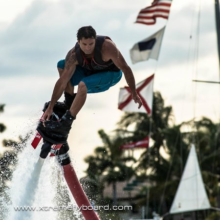 ‪Xtreme Flyboard‬