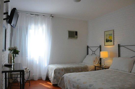 Hotel Colonial: Habitación Triple Superior