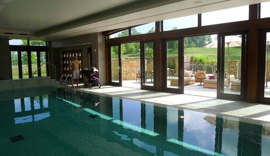 Primland: Pool - Great for lap swimming