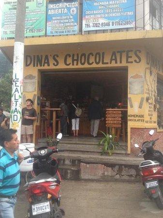 Dina's Chocolates