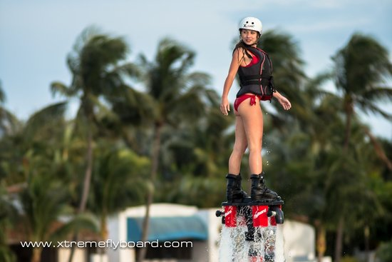 Xtreme Flyboard: Fly with style